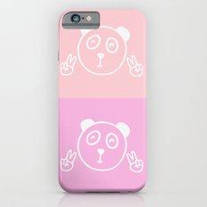 Pandas Slim Case iPhone 6s