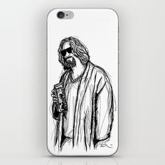 The Dude iPhone & iPod Skin