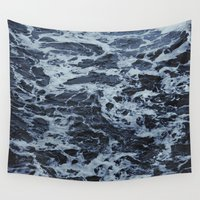 iceland Wall Tapestries featuring Iceland Waters by Simon Reinert