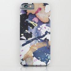 #1 Blue iPhone 6s Slim Case