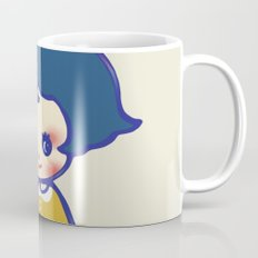 a little girl  Mug