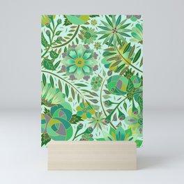 How Green is your Garden Mini Art Print