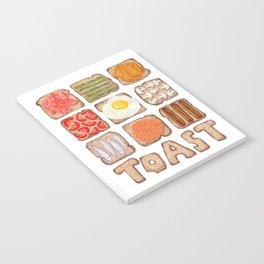 Breakfast Toast Notebook