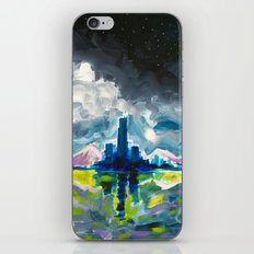 Majestic Midnight  iPhone & iPod Skin