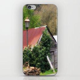 Old Barn iPhone Skin