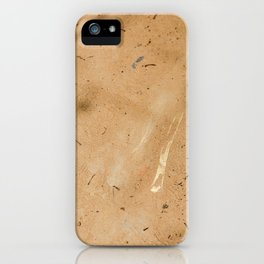 Remains at the Surface I, Killing Fields, Cambodia iPhone Case
