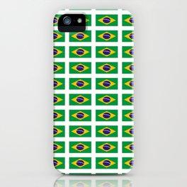 flag of brazil 4-Brazil, flag, flag of brazil, brazilian, bresil, bresilien, Brasil, Rio, Sao Paulo iPhone Case