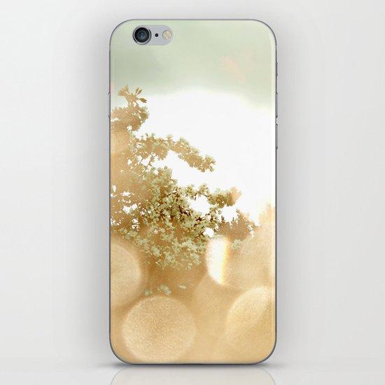 Spring Bokeh iPhone & iPod Skin