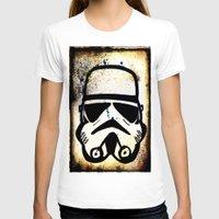 trooper T-shirts featuring Trooper by Cyndi Sabido
