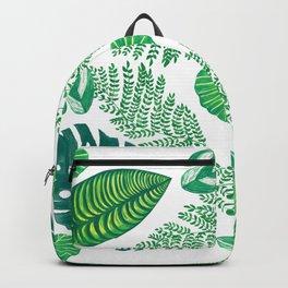 Green love Backpack