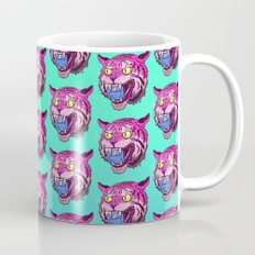 Floppy Disk Tiger Coffee Mug
