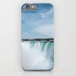 Canada Photography - Horseshoe Falls iPhone Case
