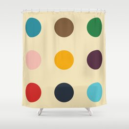 Knockers Shower Curtain