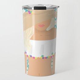 The Summer Girl Travel Mug