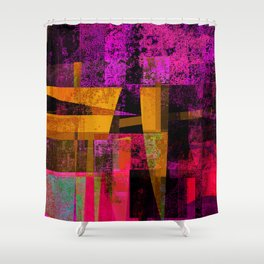 screwed up... Shower Curtain