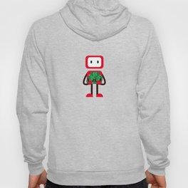 Robot with Money Hoody