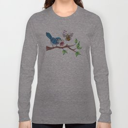the birds and the bees Long Sleeve T-shirt