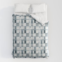 Other Blue-Cuadricula Comforters