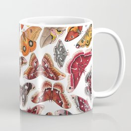 Saturniid Moths of North America Coffee Mug