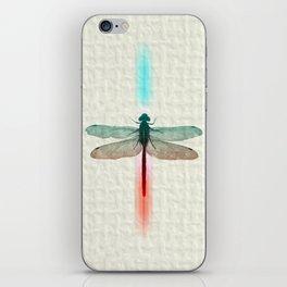 La Libélula iPhone Skin