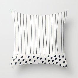 Coit Pattern 77 Throw Pillow