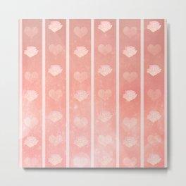 My Lovely Rosebud Metal Print