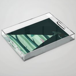 forest Acrylic Tray