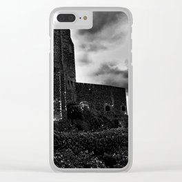 Defend the Shore Clear iPhone Case