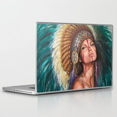 Sioux  Laptop & iPad Skin