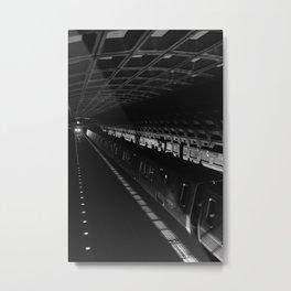 DC Metro IV Metal Print