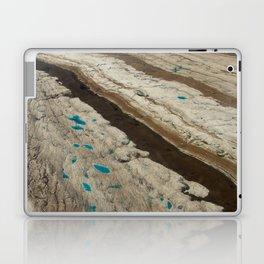 ALASKA III: Ruth Glacier Textures Laptop & iPad Skin
