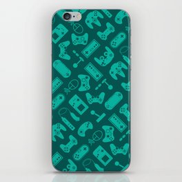 Control Your Game - Tradewinds Turquoise iPhone Skin