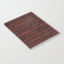 Brick wall , brick #stone #stonewall Notebook