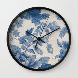Floral V3 Wall Clock