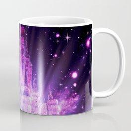 Purple Enchanted Castle Coffee Mug