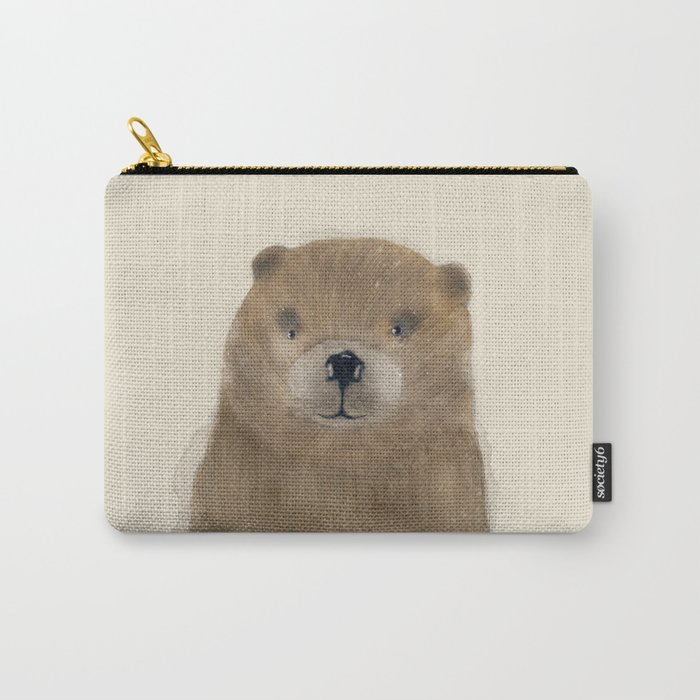 little beaver Carry-All Pouch