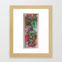 Todays special offer by Barrie J Davies 2015 Framed Art Print