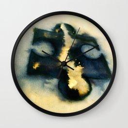 Puzzle Piece Wall Clock