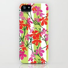 Geranium iPhone (5, 5s) Slim Case
