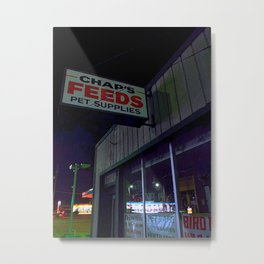 Their Undreaming Hours Metal Print