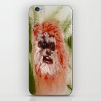 ewok iPhone & iPod Skins featuring Ewok by Catherine Johnson