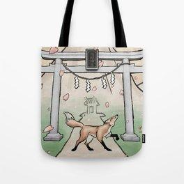 My Own Self Tote Bag