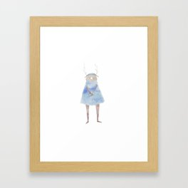 Prancer Framed Art Print