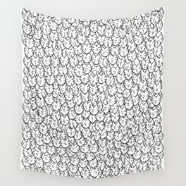 Cat Pattern Wall Tapestry
