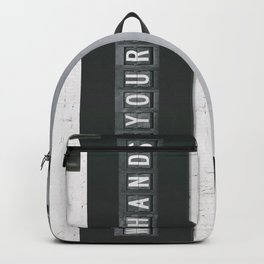 Wash your Hands – Fight the Epidemic Backpack