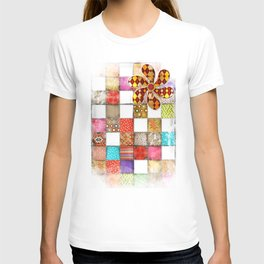 Lady Patchwork (Bulgarian Love) T-shirt
