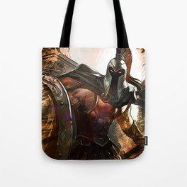 League of Legends PANTHEON Tote Bag