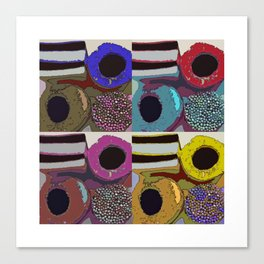 Assorted Canvas Print