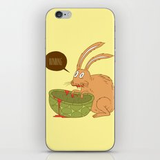 Slow and Steady iPhone & iPod Skin