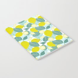 Lemons and Slices Notebook